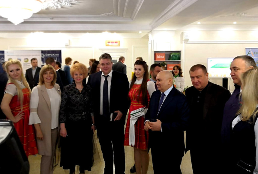 Olericulture leader APH ECO-Culture take part in Stavropol regional conference