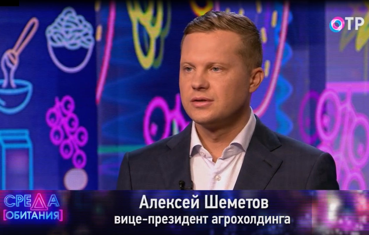 The employees of Eco-culture holding once again became experts in Sreda Obitaniya TV-show