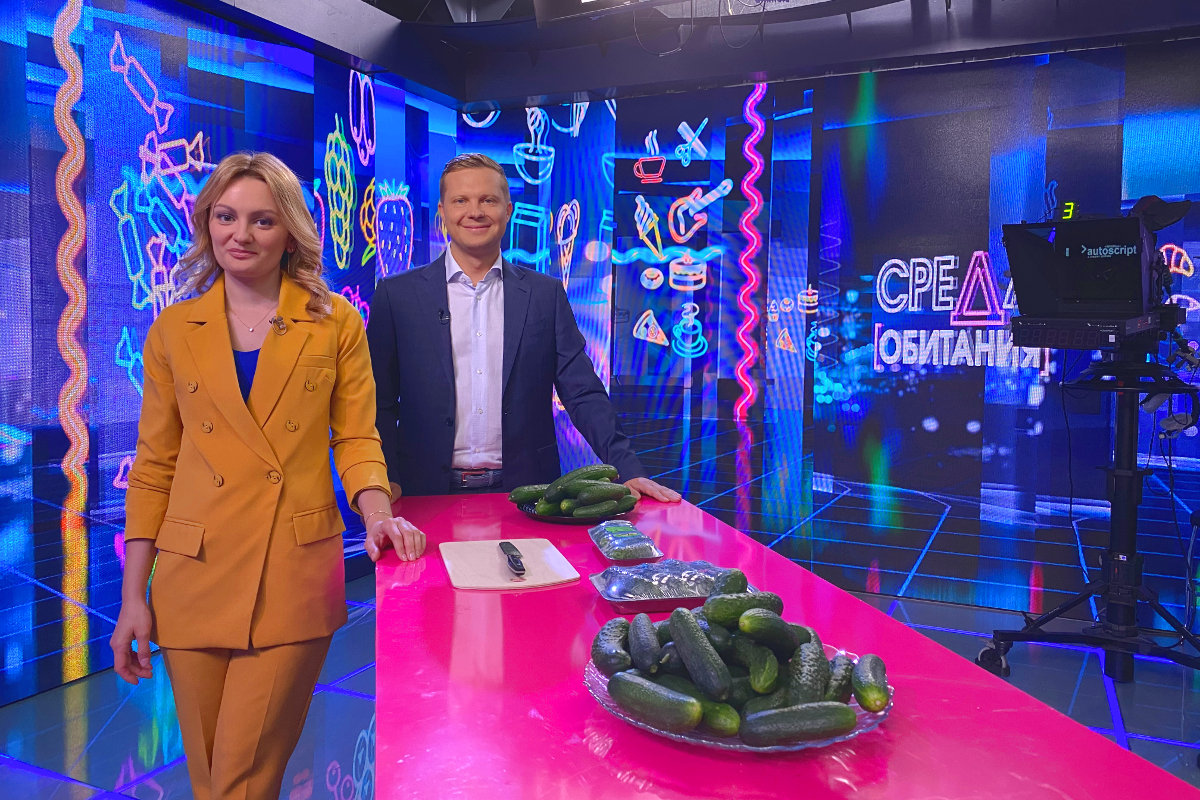 ECO-Culture employees again became experts on public television of Russia