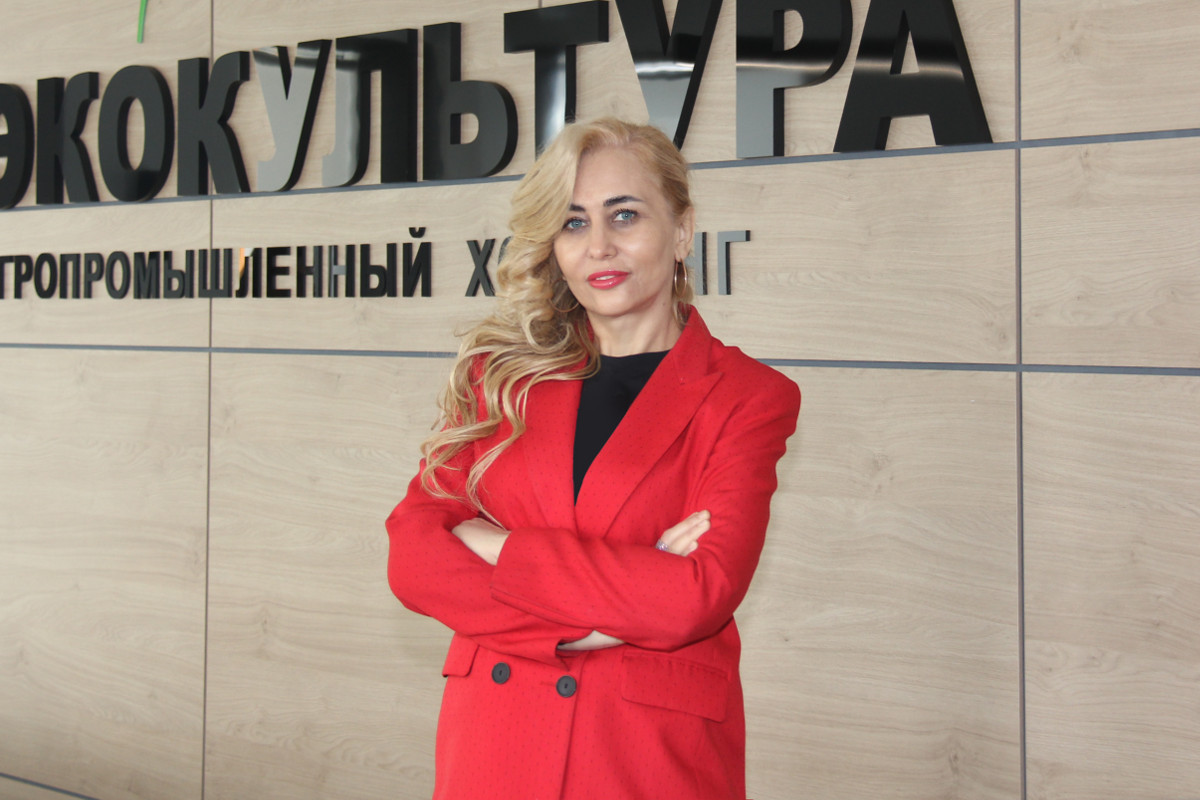 Larisa Yerina ranks among the TOP-8 female executives of the wealthiest companies in Tula Oblast
