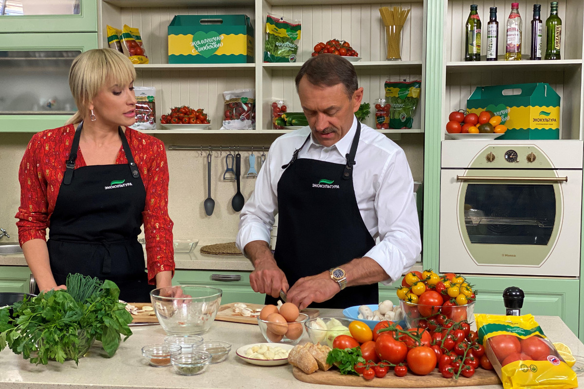 ECO-Culture holding launches a series of cooking shows on PRO BUSINESS channel